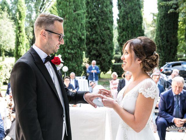 Il matrimonio di Nicola e Anna a Trescore Balneario, Bergamo 37