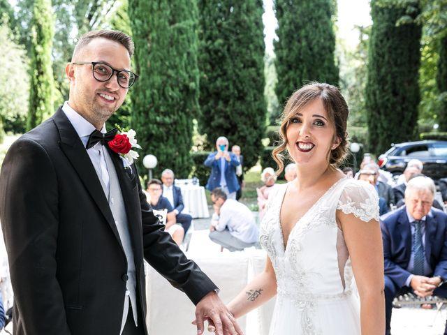 Il matrimonio di Nicola e Anna a Trescore Balneario, Bergamo 38