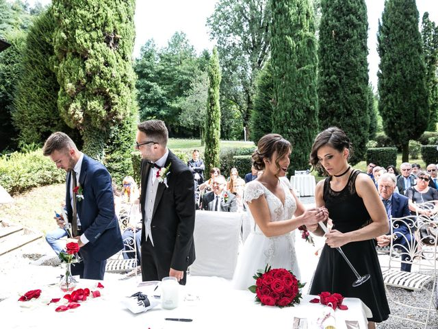 Il matrimonio di Nicola e Anna a Trescore Balneario, Bergamo 39
