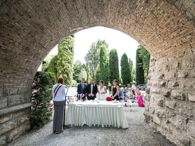 Il matrimonio di Nicola e Anna a Trescore Balneario, Bergamo 40