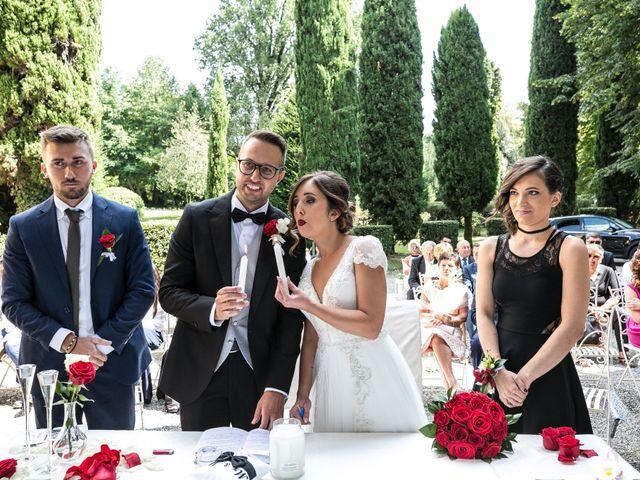 Il matrimonio di Nicola e Anna a Trescore Balneario, Bergamo 41