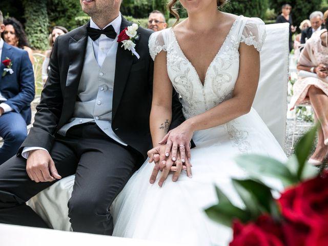 Il matrimonio di Nicola e Anna a Trescore Balneario, Bergamo 43
