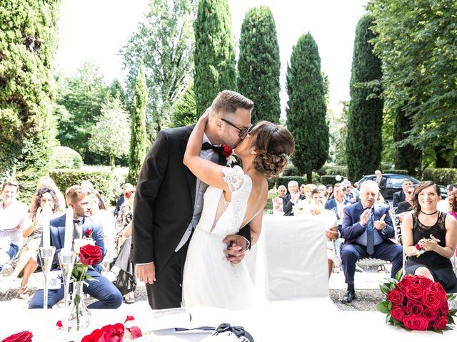 Il matrimonio di Nicola e Anna a Trescore Balneario, Bergamo 44