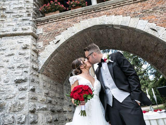 Il matrimonio di Nicola e Anna a Trescore Balneario, Bergamo 47