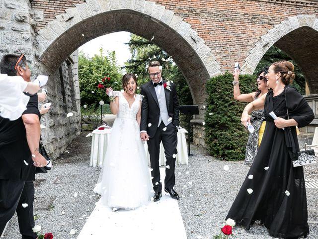 Il matrimonio di Nicola e Anna a Trescore Balneario, Bergamo 48