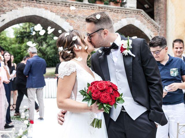 Il matrimonio di Nicola e Anna a Trescore Balneario, Bergamo 49