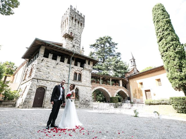 Il matrimonio di Nicola e Anna a Trescore Balneario, Bergamo 51