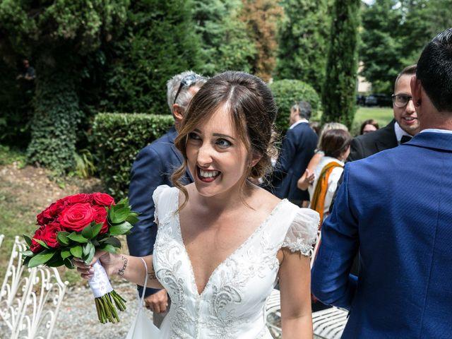 Il matrimonio di Nicola e Anna a Trescore Balneario, Bergamo 52