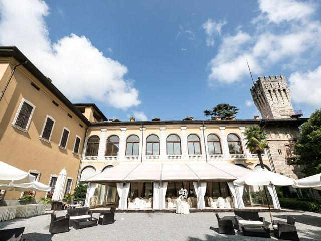 Il matrimonio di Nicola e Anna a Trescore Balneario, Bergamo 53