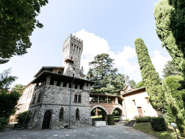 Il matrimonio di Nicola e Anna a Trescore Balneario, Bergamo 54