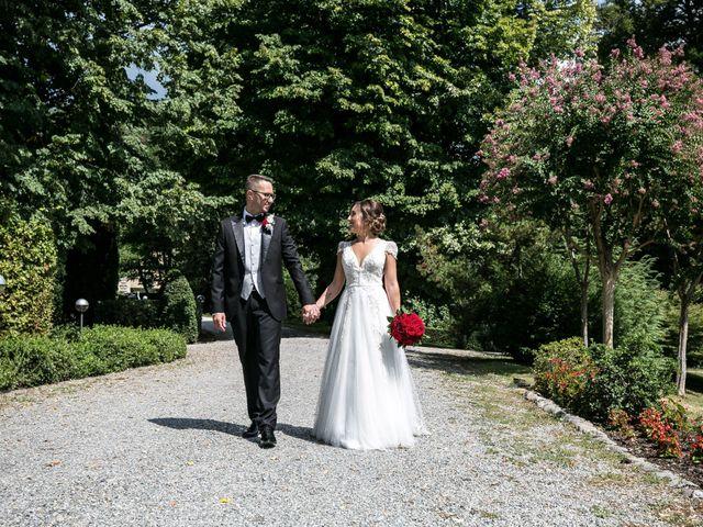 Il matrimonio di Nicola e Anna a Trescore Balneario, Bergamo 57