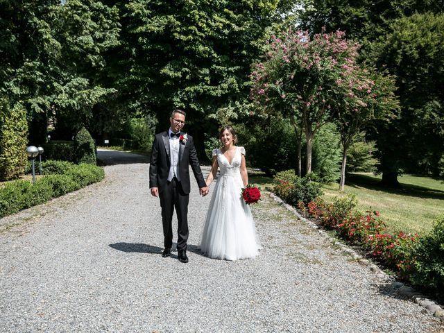 Il matrimonio di Nicola e Anna a Trescore Balneario, Bergamo 58