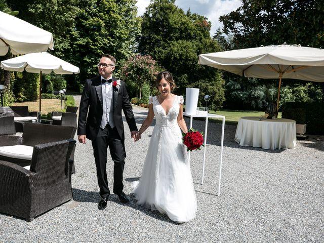 Il matrimonio di Nicola e Anna a Trescore Balneario, Bergamo 59