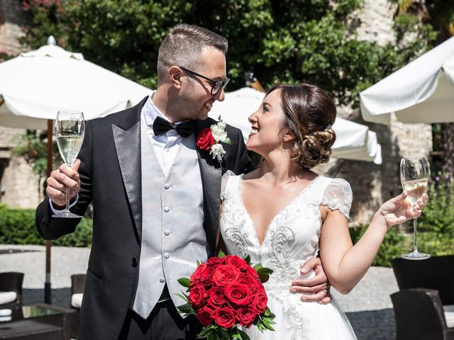 Il matrimonio di Nicola e Anna a Trescore Balneario, Bergamo 65