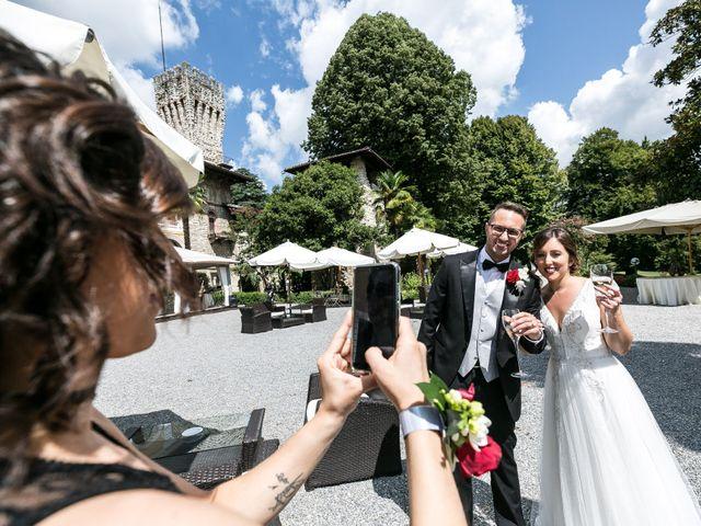 Il matrimonio di Nicola e Anna a Trescore Balneario, Bergamo 66