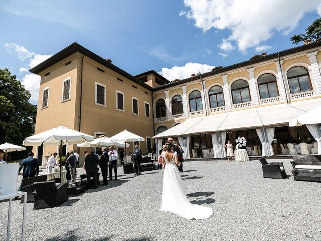 Il matrimonio di Nicola e Anna a Trescore Balneario, Bergamo 68