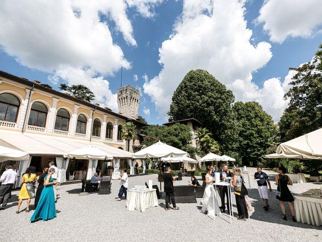 Il matrimonio di Nicola e Anna a Trescore Balneario, Bergamo 70
