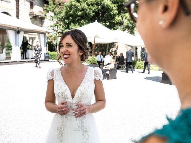 Il matrimonio di Nicola e Anna a Trescore Balneario, Bergamo 73