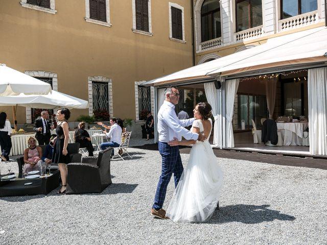 Il matrimonio di Nicola e Anna a Trescore Balneario, Bergamo 74