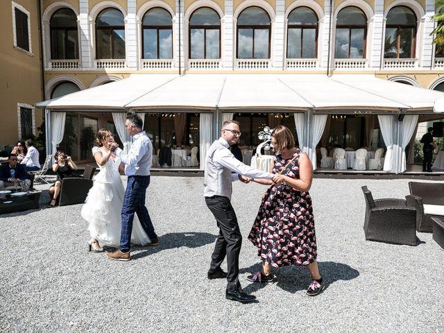 Il matrimonio di Nicola e Anna a Trescore Balneario, Bergamo 75