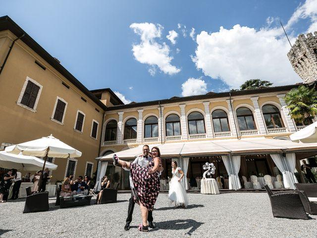 Il matrimonio di Nicola e Anna a Trescore Balneario, Bergamo 76