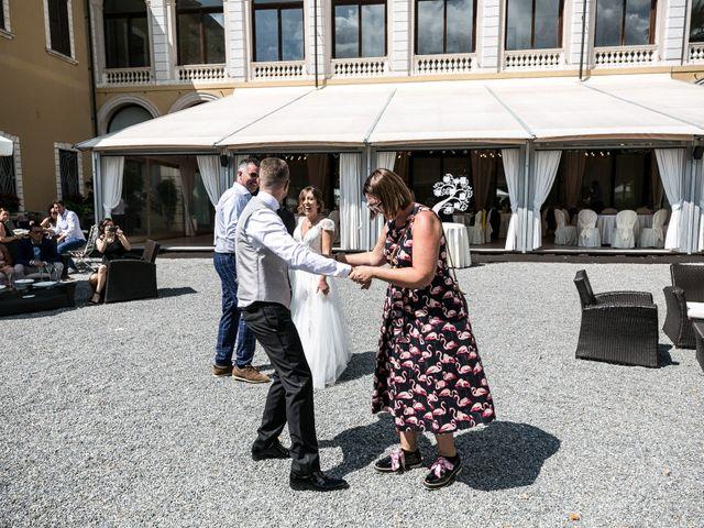Il matrimonio di Nicola e Anna a Trescore Balneario, Bergamo 77