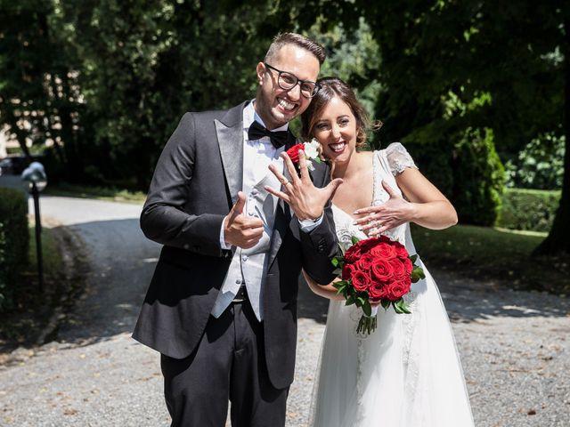 Il matrimonio di Nicola e Anna a Trescore Balneario, Bergamo 79
