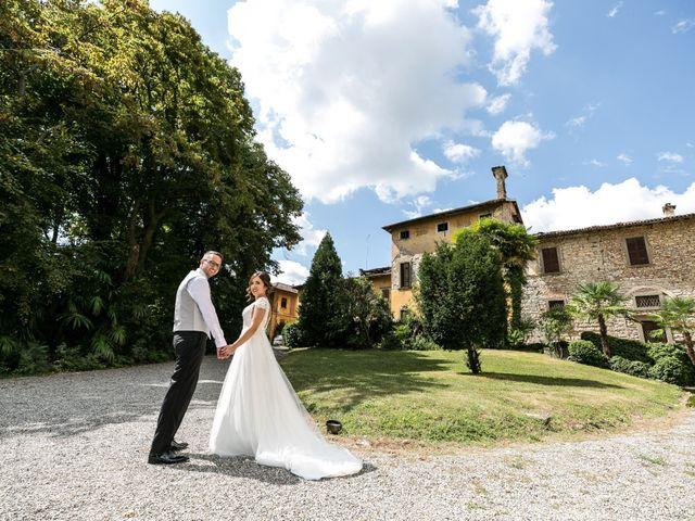 Il matrimonio di Nicola e Anna a Trescore Balneario, Bergamo 84