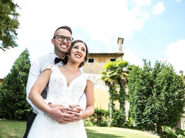 Il matrimonio di Nicola e Anna a Trescore Balneario, Bergamo 85