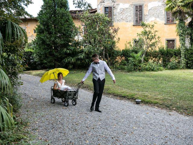 Il matrimonio di Nicola e Anna a Trescore Balneario, Bergamo 87