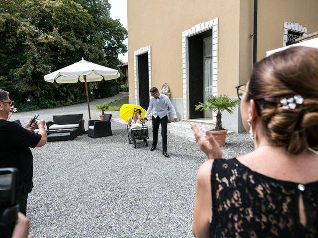 Il matrimonio di Nicola e Anna a Trescore Balneario, Bergamo 88