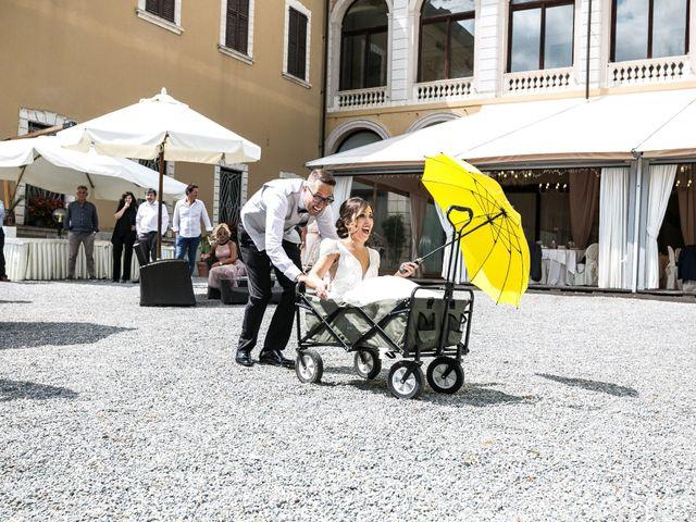 Il matrimonio di Nicola e Anna a Trescore Balneario, Bergamo 89