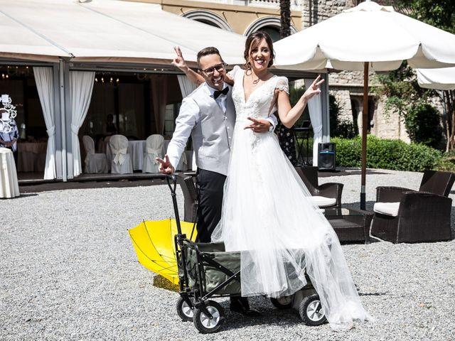 Il matrimonio di Nicola e Anna a Trescore Balneario, Bergamo 91