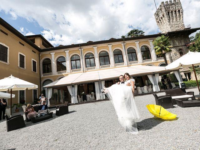 Il matrimonio di Nicola e Anna a Trescore Balneario, Bergamo 92