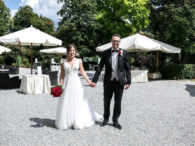 Il matrimonio di Nicola e Anna a Trescore Balneario, Bergamo 96