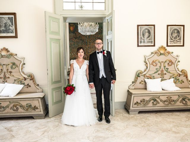Il matrimonio di Nicola e Anna a Trescore Balneario, Bergamo 97