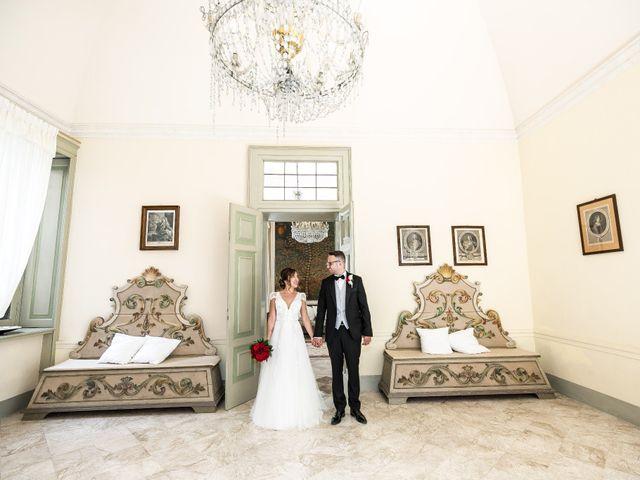 Il matrimonio di Nicola e Anna a Trescore Balneario, Bergamo 98