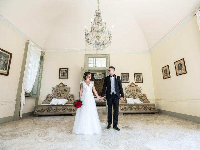 Il matrimonio di Nicola e Anna a Trescore Balneario, Bergamo 99