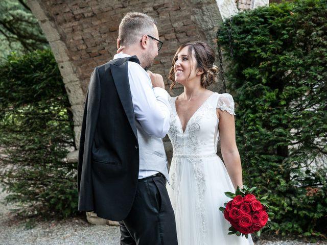 Il matrimonio di Nicola e Anna a Trescore Balneario, Bergamo 106