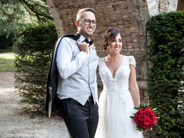 Il matrimonio di Nicola e Anna a Trescore Balneario, Bergamo 107