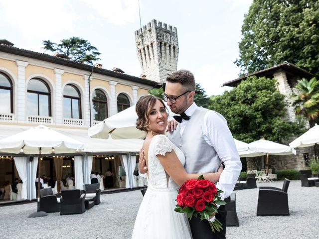 Il matrimonio di Nicola e Anna a Trescore Balneario, Bergamo 109