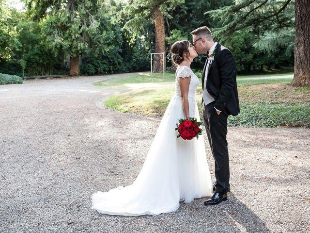 Il matrimonio di Nicola e Anna a Trescore Balneario, Bergamo 110