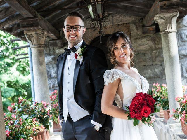 Il matrimonio di Nicola e Anna a Trescore Balneario, Bergamo 111