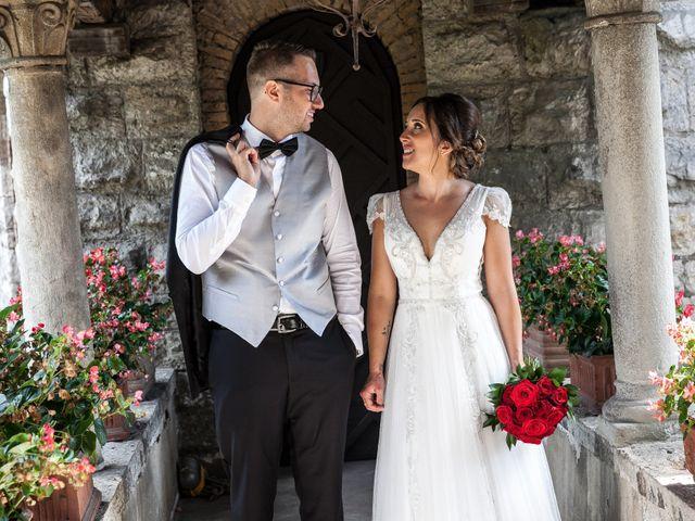 Il matrimonio di Nicola e Anna a Trescore Balneario, Bergamo 112