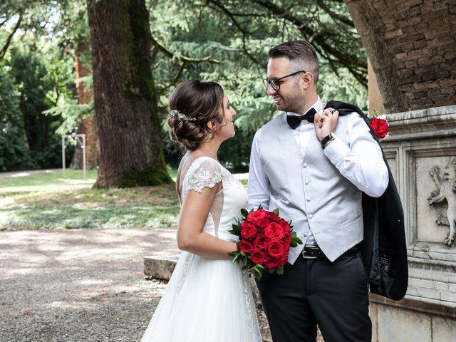 Il matrimonio di Nicola e Anna a Trescore Balneario, Bergamo 113