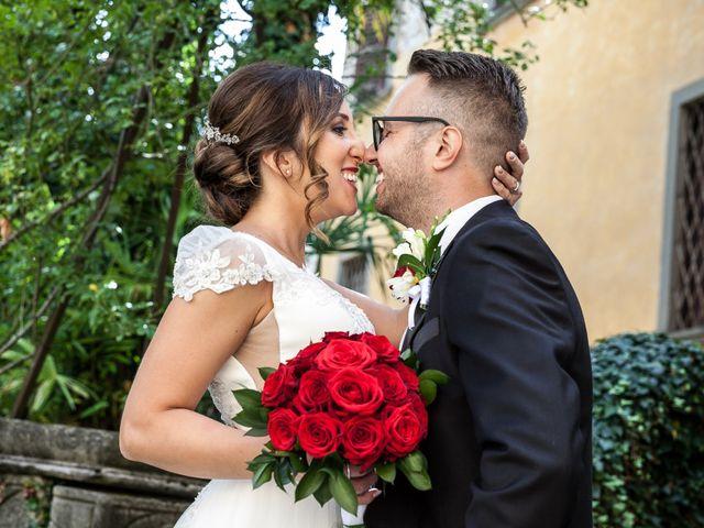 Il matrimonio di Nicola e Anna a Trescore Balneario, Bergamo 116