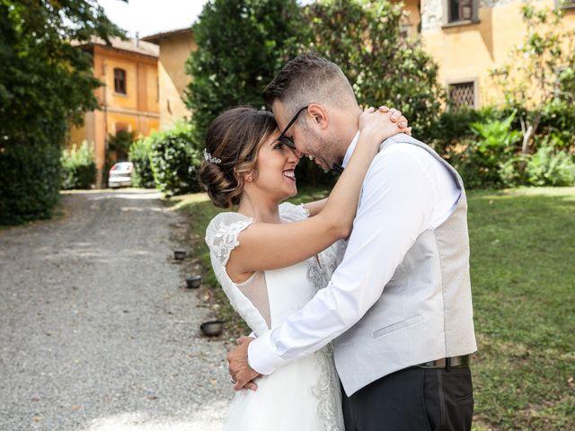 Il matrimonio di Nicola e Anna a Trescore Balneario, Bergamo 122