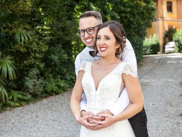 Il matrimonio di Nicola e Anna a Trescore Balneario, Bergamo 123