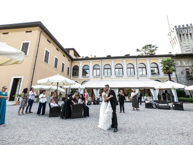 Il matrimonio di Nicola e Anna a Trescore Balneario, Bergamo 124