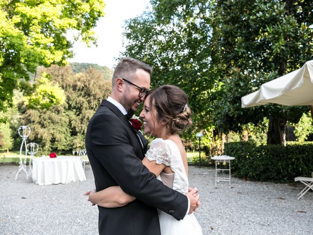 Il matrimonio di Nicola e Anna a Trescore Balneario, Bergamo 125